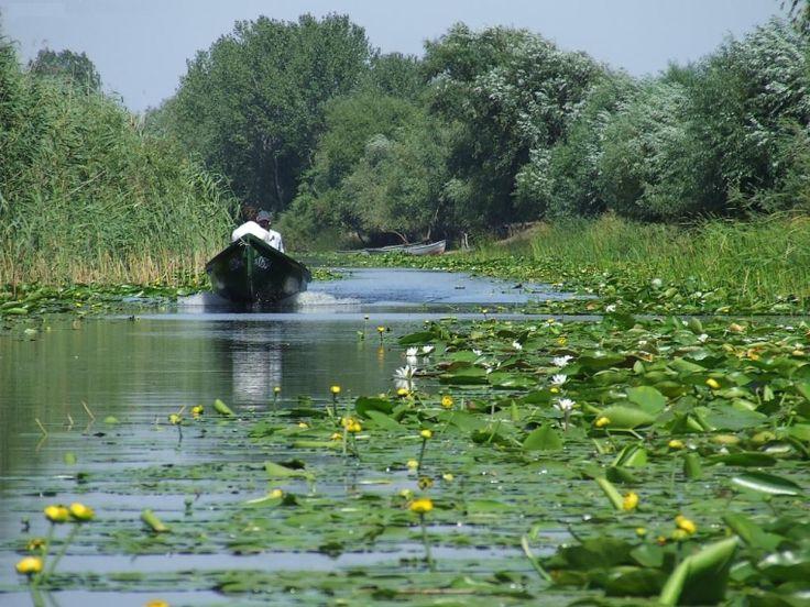 Danube Delta Romania Black Sea eastern Europe 09 beautiful landscapes scenery