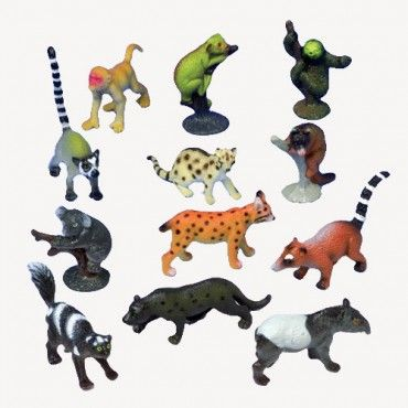 Rain Forest Animals | Party Supply Store | Novelty Toys | Carnival Supplies | USToy.com