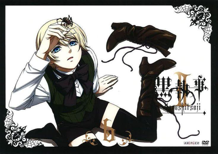 Alois x spider