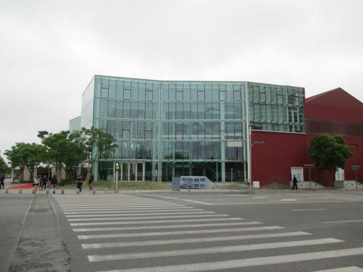 Yuz Museum, 35 Fenggu Lu near Longteng Avenue, Xuhui district, Shanghai