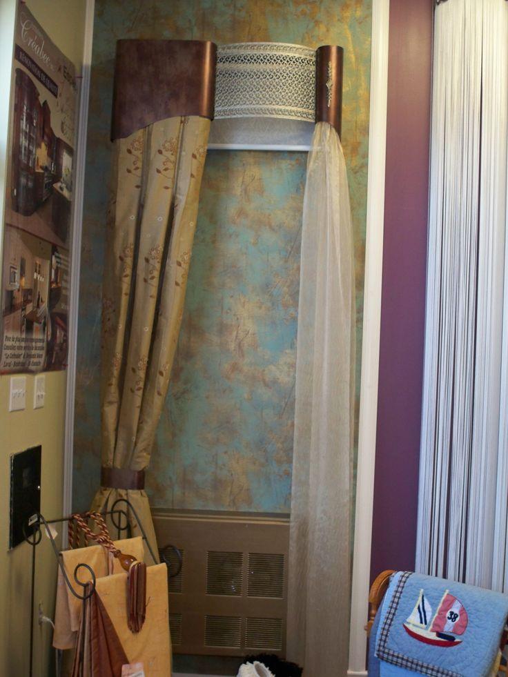 Display choix papier peint tissu panneaux et valence de - Choix papier peint ...