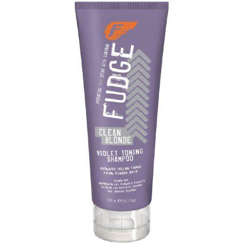 Fudge Clean Blonde Violet Shampoo 300 ml -