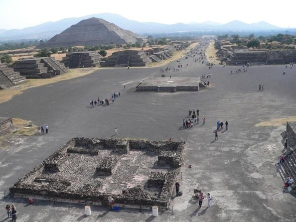 Teotihuacan, mark that off my check list!!