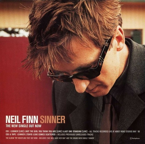 Handsome Neil Finn is handsome