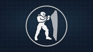 [Hardlight Shield] Idea: Shield Wall combined with Magnetic Feet.