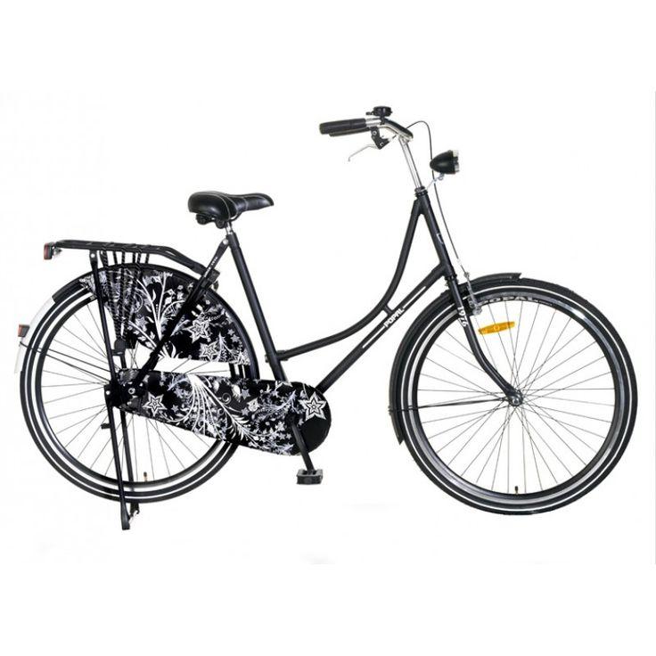 Bicicletas Holandesa 1976 Black Mate Desing. Bicicletas, Holandesa, Retro, Vintage y Clásicas.  Te facilitamos la compra de tu Bicicleta, recibiéndola en casa o lugar de vacaciones cómodamente.  Podrás disfrutar fácilmente de la bicicleta que siempre habías soñado.