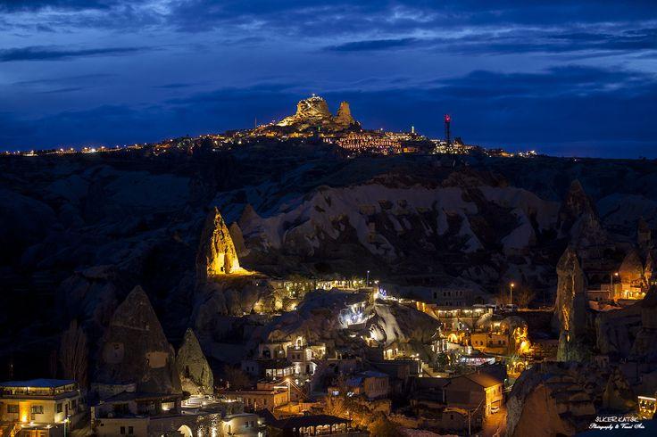 Cappadocia Saxe Point Sunset by iLker KATIK on 500px