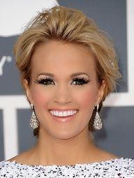 carrie underwood makeup wedding - Google Search