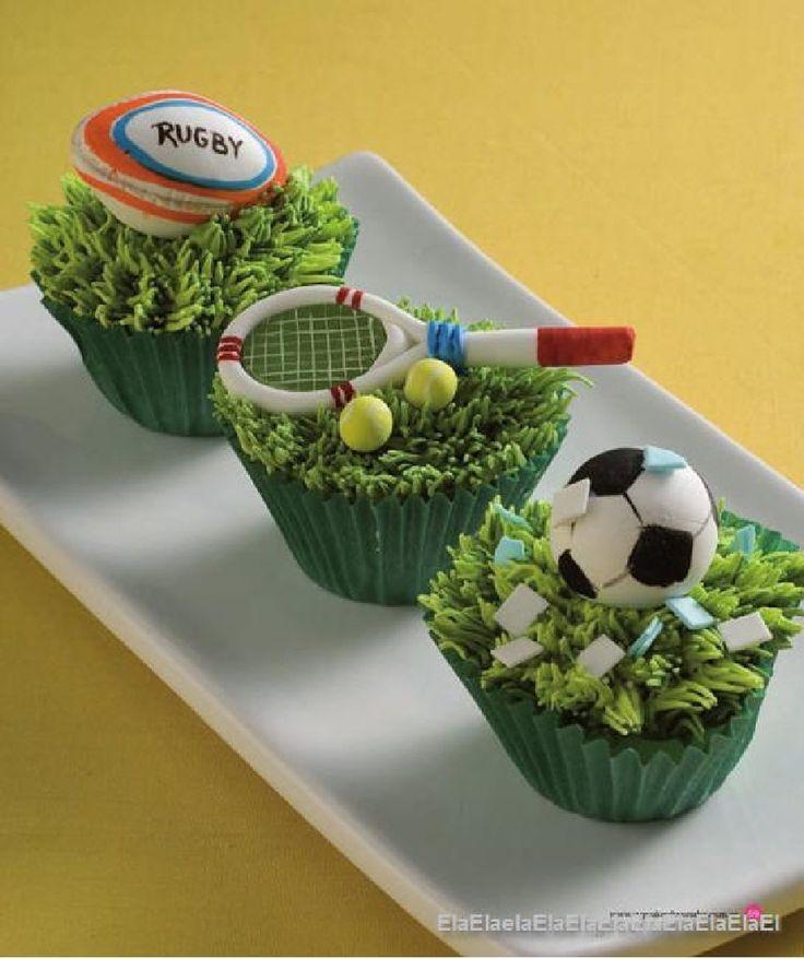 Ideas de decoración de cupcakes con más de 300 fotos paso a paso