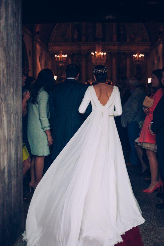 La boda de María e Iván en A Coruña - La Champanera