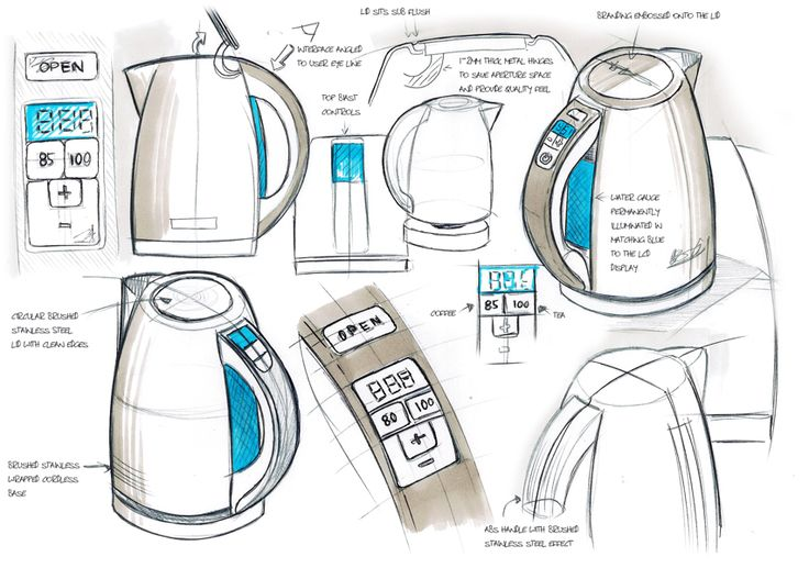 Product design sketches tea coffee pinterest for Products to design