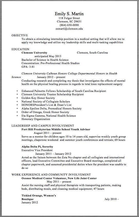 Más de 25 ideas increíbles sobre Leadership skills examples en - sample journalism resume