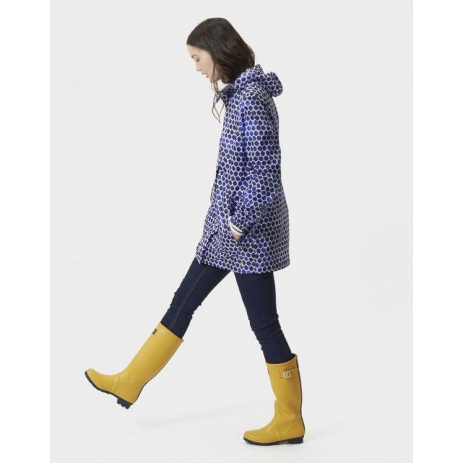 Joules - Go Lightly Packable Rain Jacket
