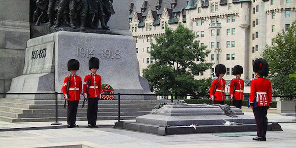 #CanadaStrong: The Nation Mourns Its Loss, But Refuses To Be Intimidated