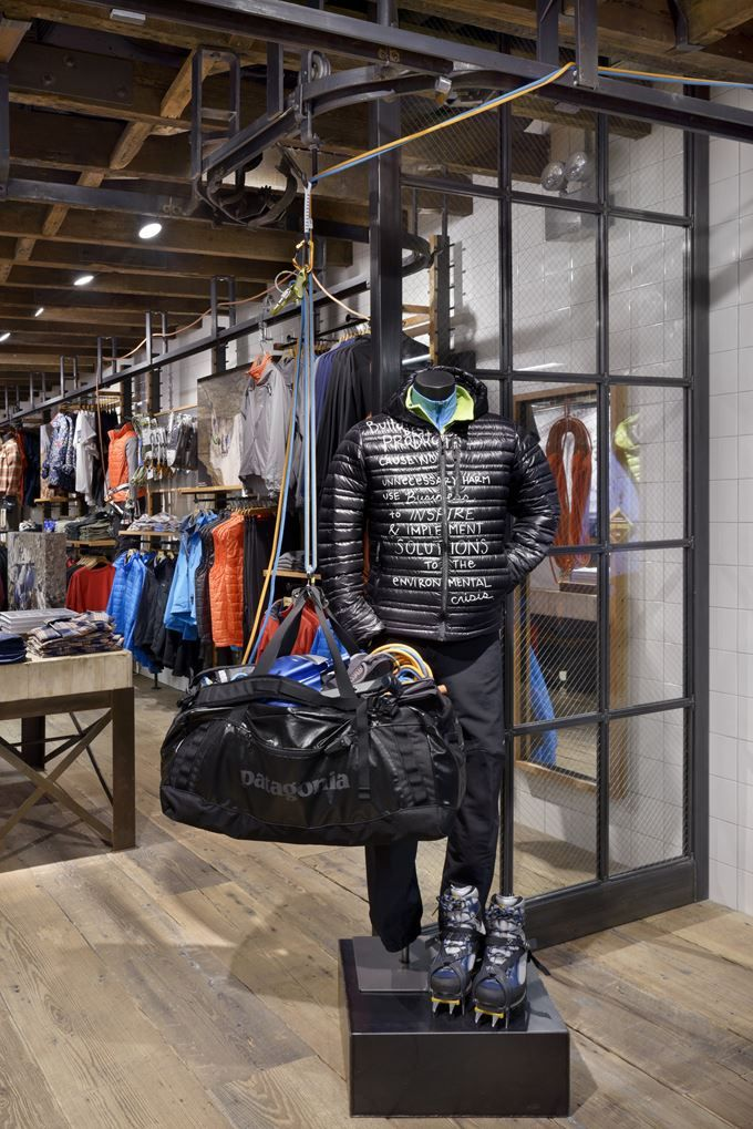 Patagonia Meatpacking Picture Gallery Picture Gallery