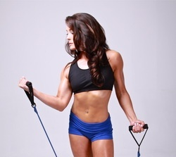 Great articles, workouts, and fitness tips! chanel-marie
