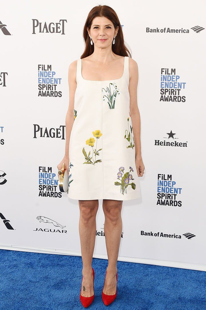 Pin for Later: See Every Gorgeous Arrival From the Spirit Awards