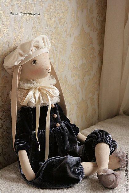 Blueberry.  Anna Orlyanikova.  coleção de bonecas do autor.