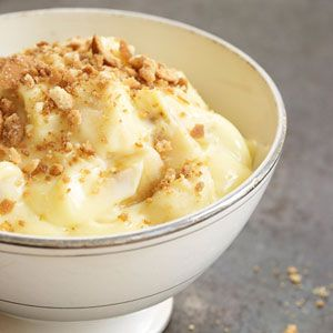 Creamy banana pudding recipe is an all-American classic. Pastry chef David Guas
