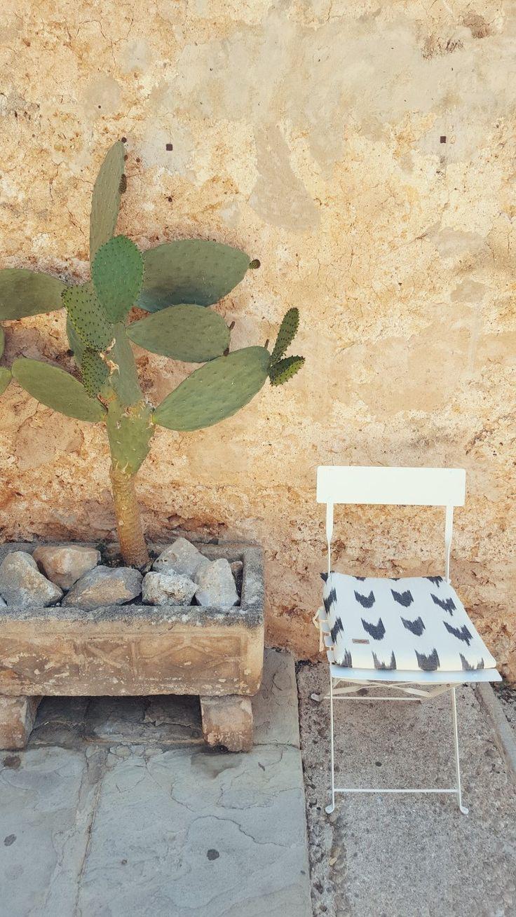 Take a seat in Pollenca Majorca!