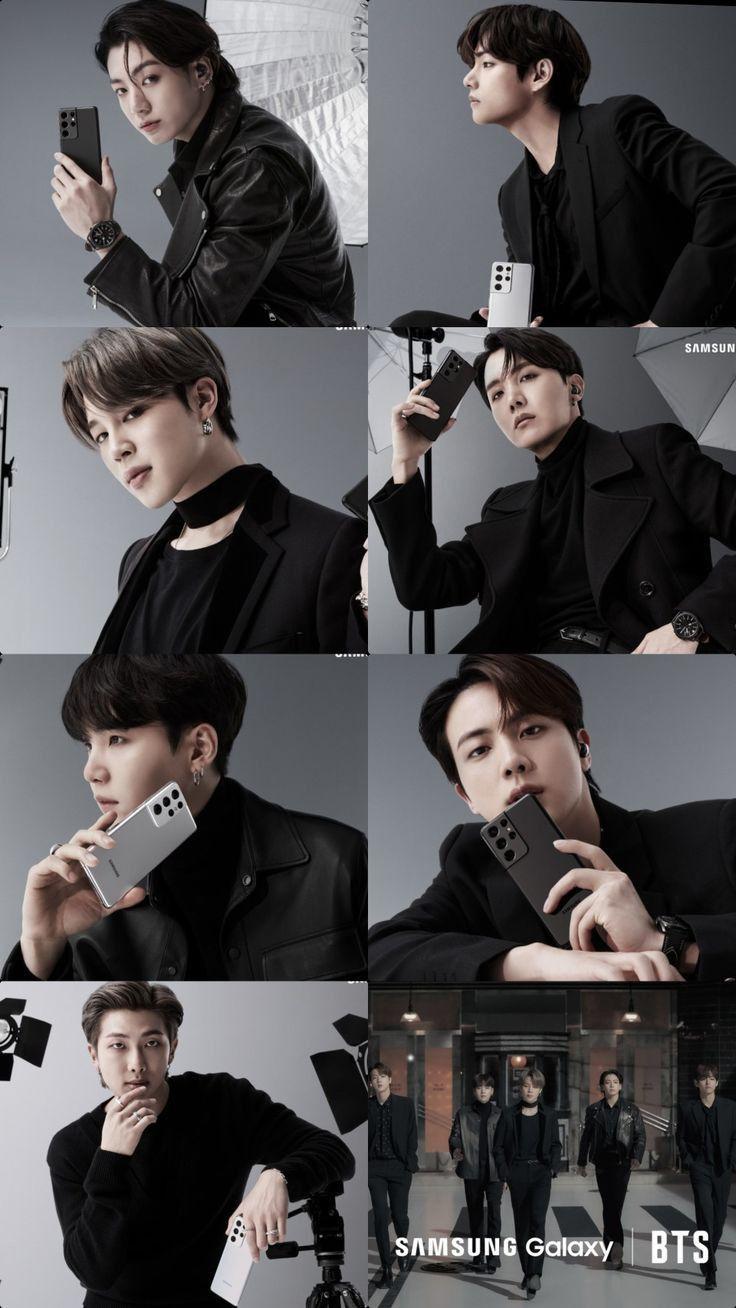 Bts X Samsung In 2021 Bts Beautiful Bts Pictures Foto Bts Bts wallpaper 2021 samsung
