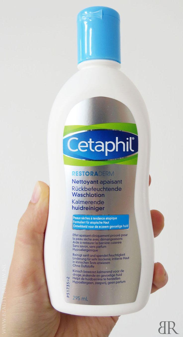 Review – Cetaphil RestoraDerm Kalmerende Huidreiniger (nieuwe formule!)