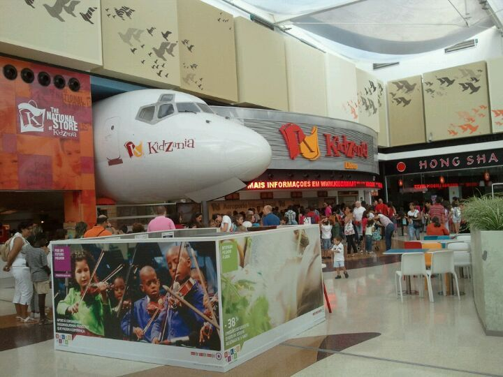 KidZania Lisboa is Europe's first and our fifth city in the world. Zaz!!!