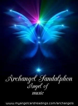 Arhanghel Sandalphon - Muzica