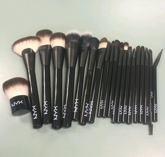 Sneak Peek: NEW Nyx Blended Hair Makeup Brushes (Coming this June)