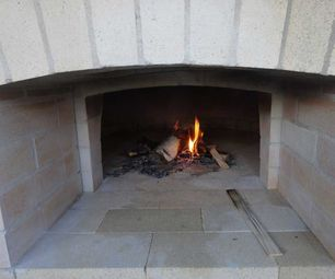 Wood Fired Brick Pizza Oven Build - All