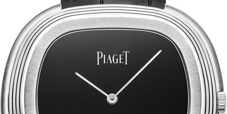omo aperitivo al SIHH 2015 Piaget ha desvelado uno de sus próximos relojes, y no exagero cuando digo que todo el mundo ha caído rendido a sus pies. Este Black Tie es una reedición del que tenía Andy Warhol desde 1970
