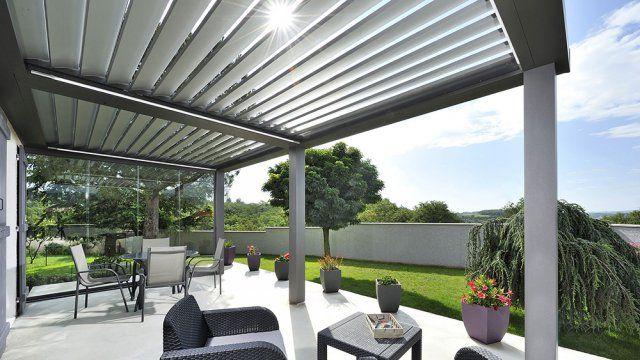 Carport Terrasse Couverte : Terrasse couverte dune pergola