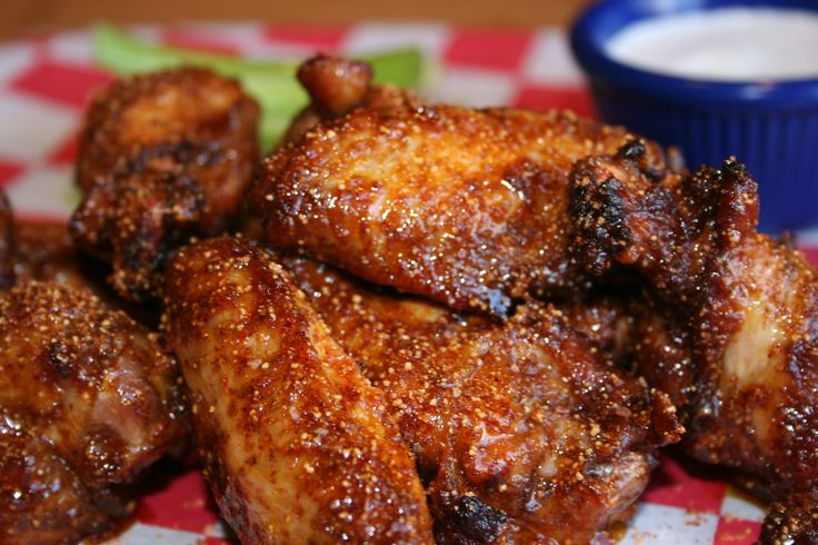 How to Make BBQ Joint's Smoked Wings with Ranch Dressing | Washingtonian