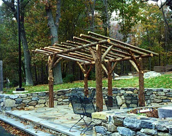 Best 25 rustic arbor ideas on pinterest arbors arbor for Rustic gazebo plans