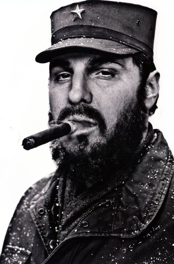 Watchmen Portraits - Actor portraying Fidel Castro ...