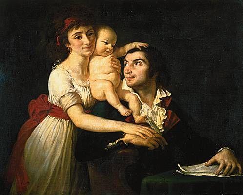 Camille Desmoulins Sa femme Anne Lucile Duplessis-Laridon, connue sous le nom de Lucile Desmoulins (Paris 1771-Paris 1794), était la fille d'un premier commis à l'administration des Finances. Quand son mari fut arrêté, elle protesta dans une lettre adressée à Robespierre ; accusée de complicité, elle fut condamnée à mort et exécutée le 13 avril.