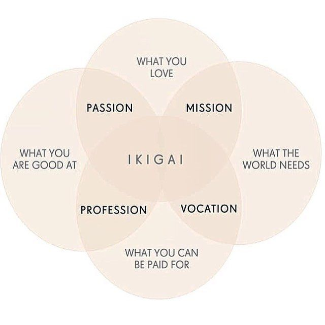 Image result for ikigai quotes