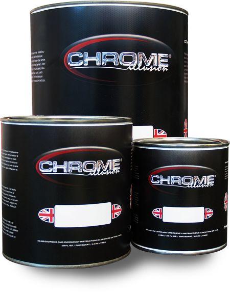 10 best chrome paint chrome illusion images on pinterest. Black Bedroom Furniture Sets. Home Design Ideas