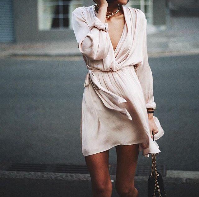 Pale blush.