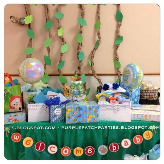 Disneyu0027s Lion King Baby Shower Party Ideas