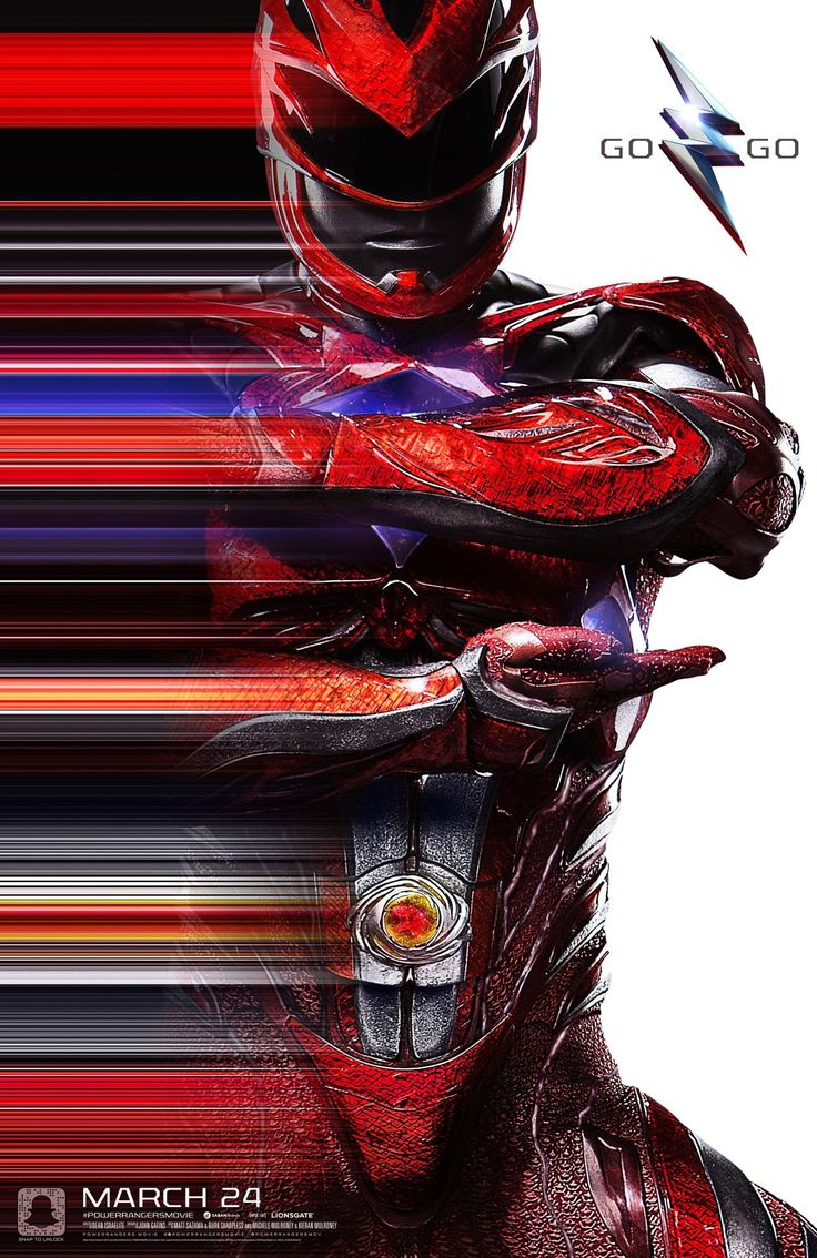 Following its debut at the New York Comic Con, Lionsgate has brought online the Power Rangers teaser trailer! The film opens in theaters on March 24.
