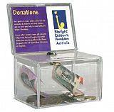 Displays 2 Go - Donation Box