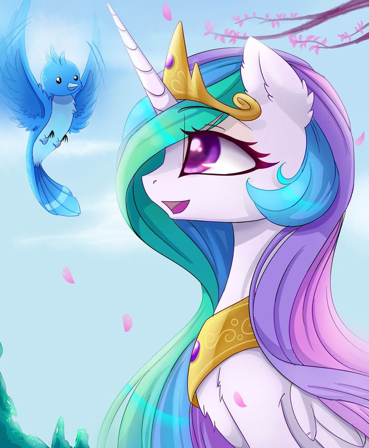 my little pony,Мой маленький пони,фэндомы,mlp art,Princess Celestia,Принцесса Селестия,royal