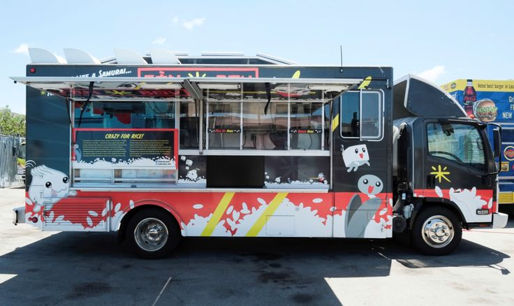 Top Of The Line Food Truck For Sale. Food truck for sale