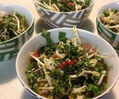 Quick Vietnamese Beef Pho