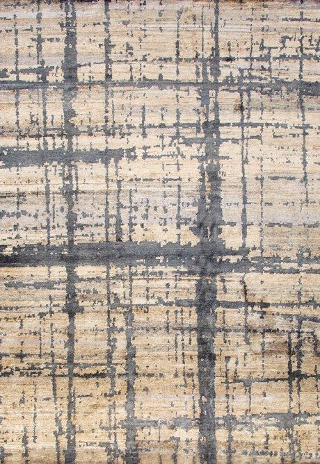 CESS-36 (Light Charcoal) - Rug Collections - Designer Rugs - Premium Handmade rugs by Australia's leading rug company