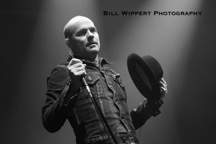 Gord Downie of The Tragically Hip, Rochester, NY- Bill Wippert Photography