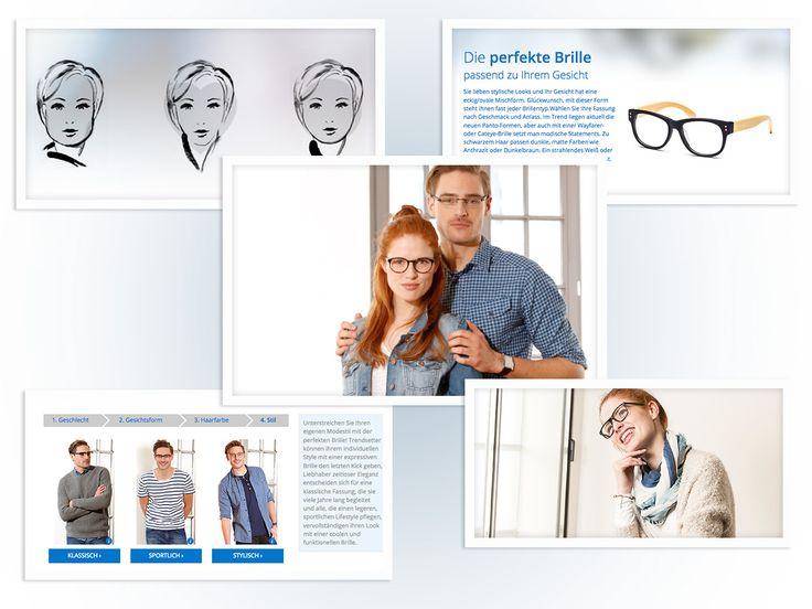 Lensbest berät: Online-Brillenberater