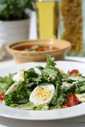 Hard-Boiled Egg Nutrition Facts