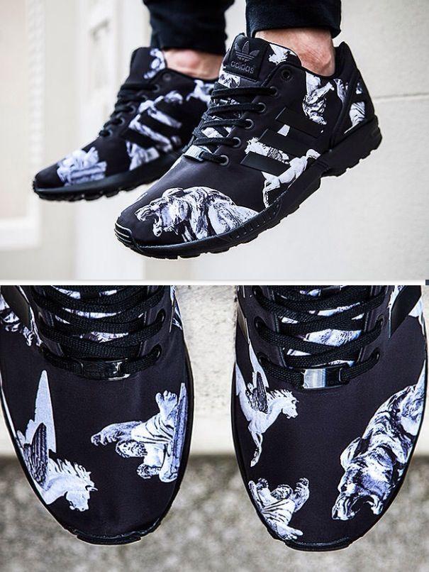 """Adidas ZX Flux """"Mythology"""""""